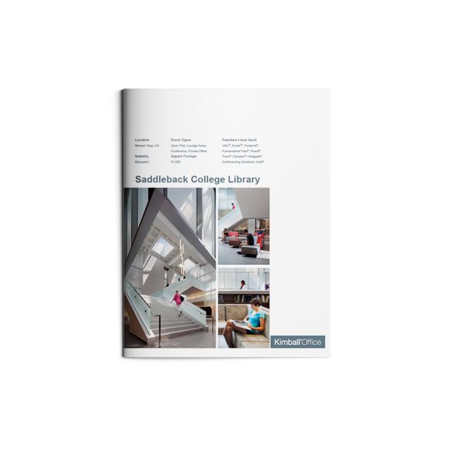 Saddleback-Brochure Mockup – Thumbnail