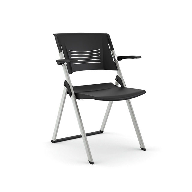 Wren-Folding-Guest-Chair-Black
